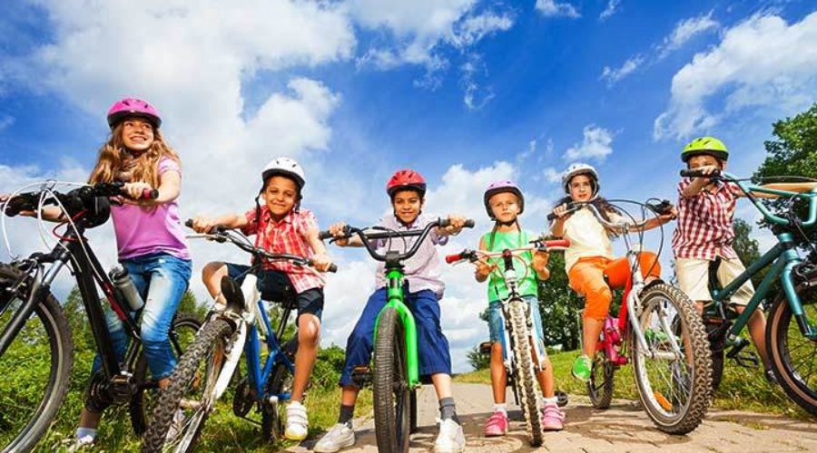 Bike Niagara provides funding support to Heart Niagara's Cycling Safety Education Project