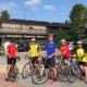 MPP Sam Oosterhoff rides with Bike Niagara