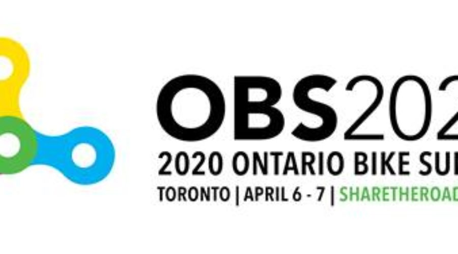 Ontario Bike Summit  April 6-7, 2020